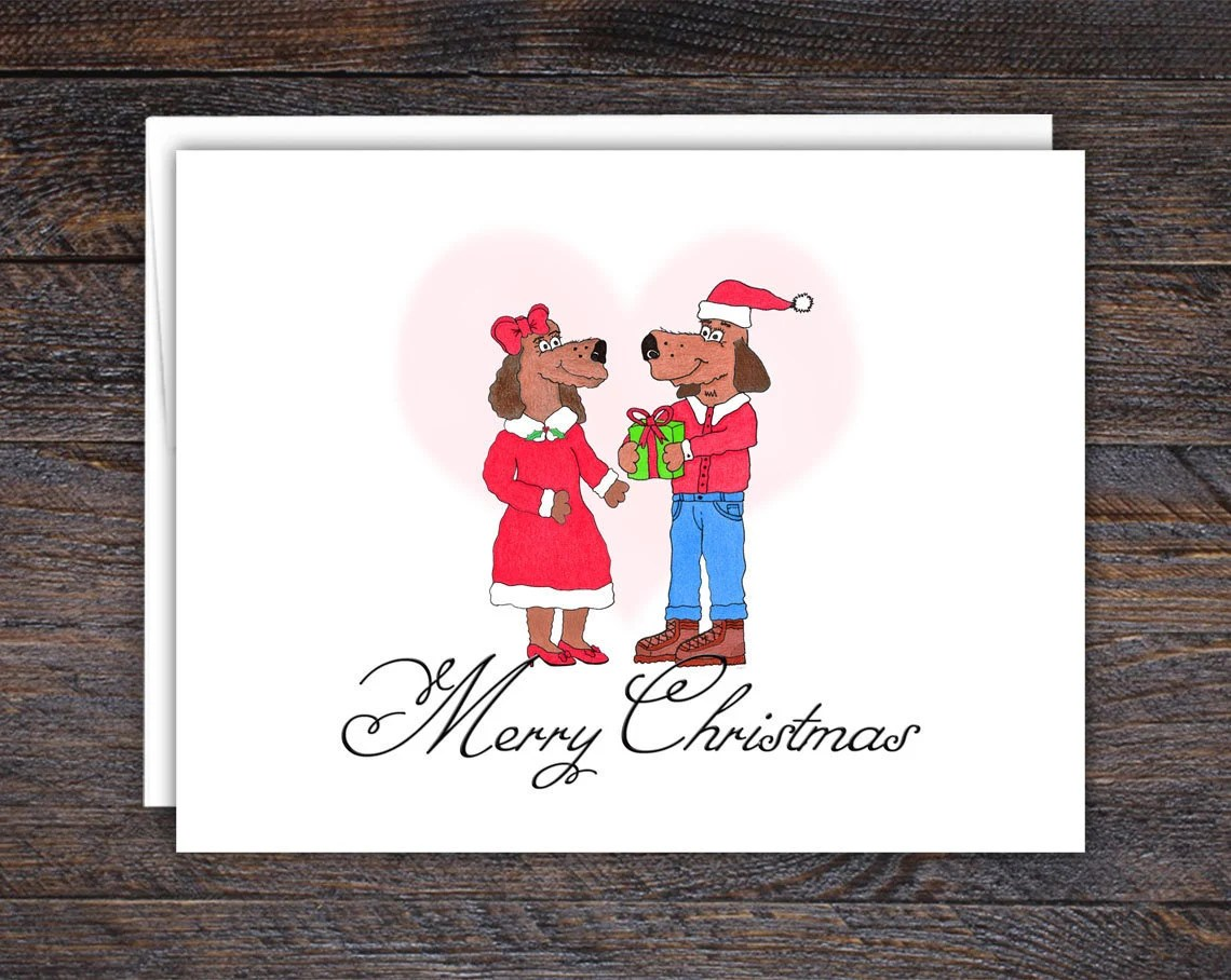 Merry Christmas Cards | P...