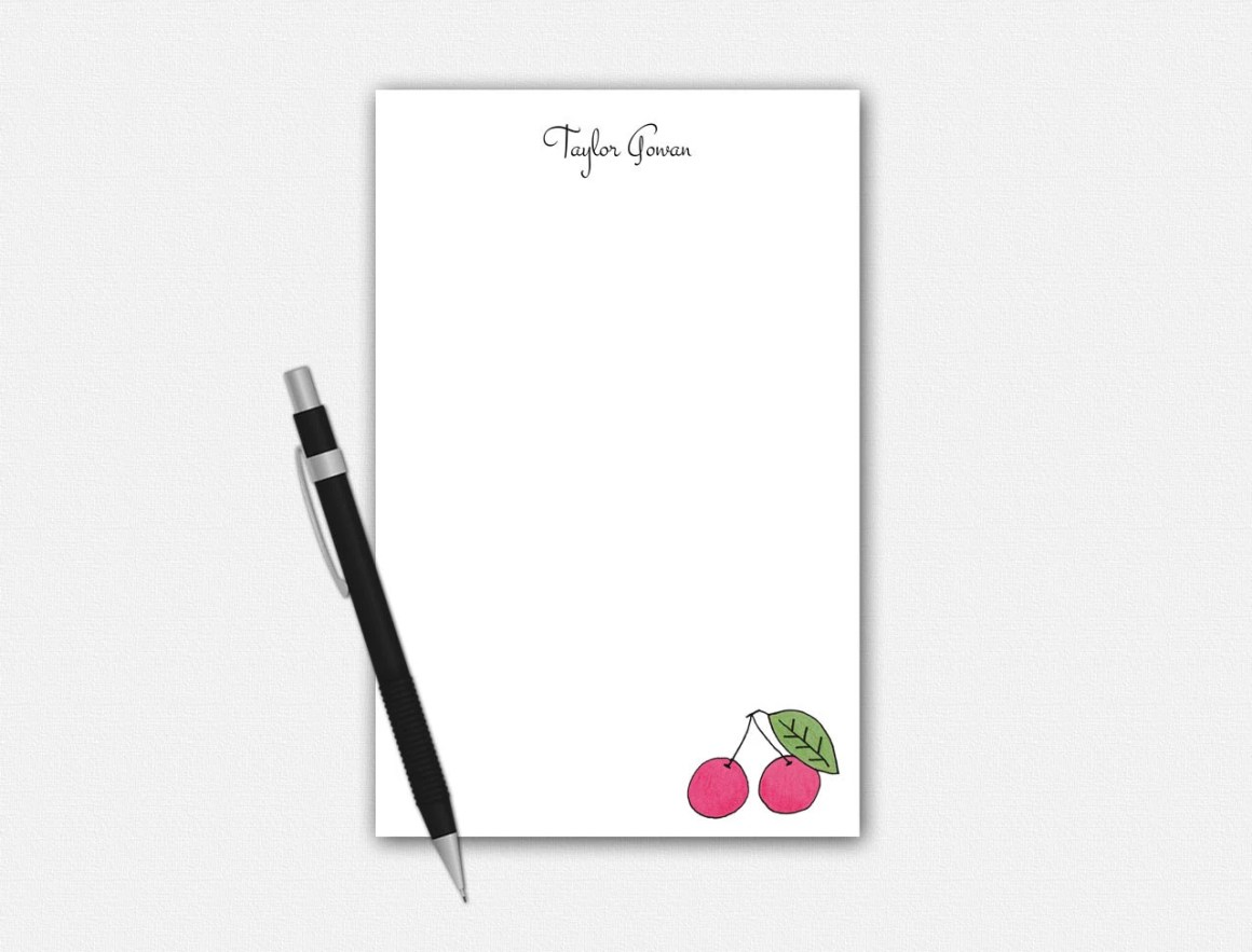 Personalized Notepad | Ch...