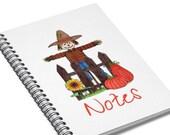 Scarecrow Notebook