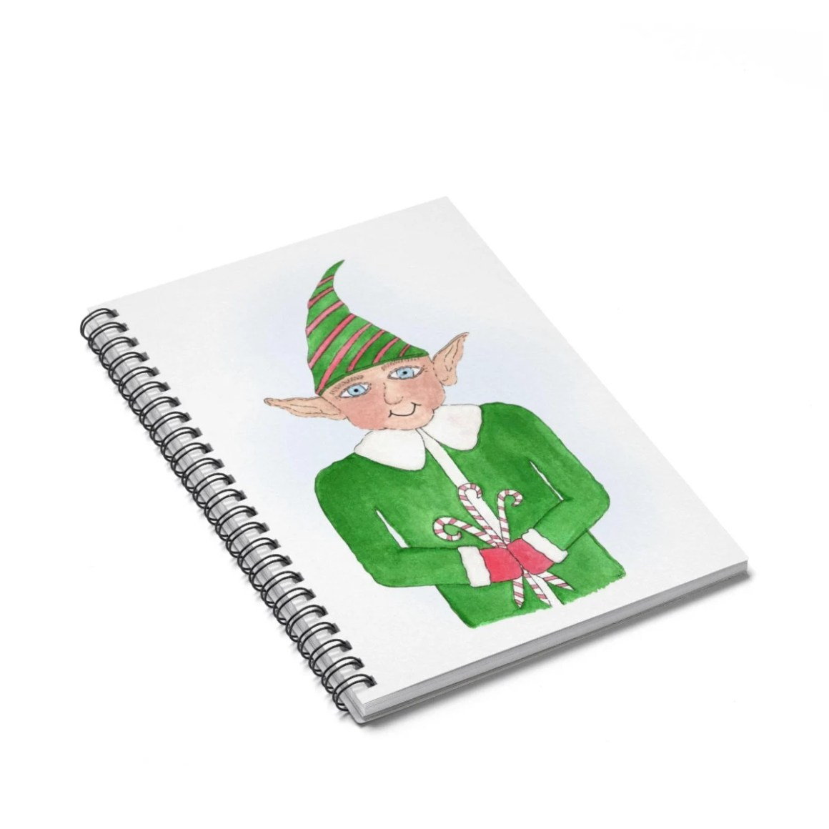 Elf Notebook - Perfect Ch...
