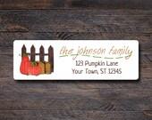 Pumpkin Patch Address Lab...
