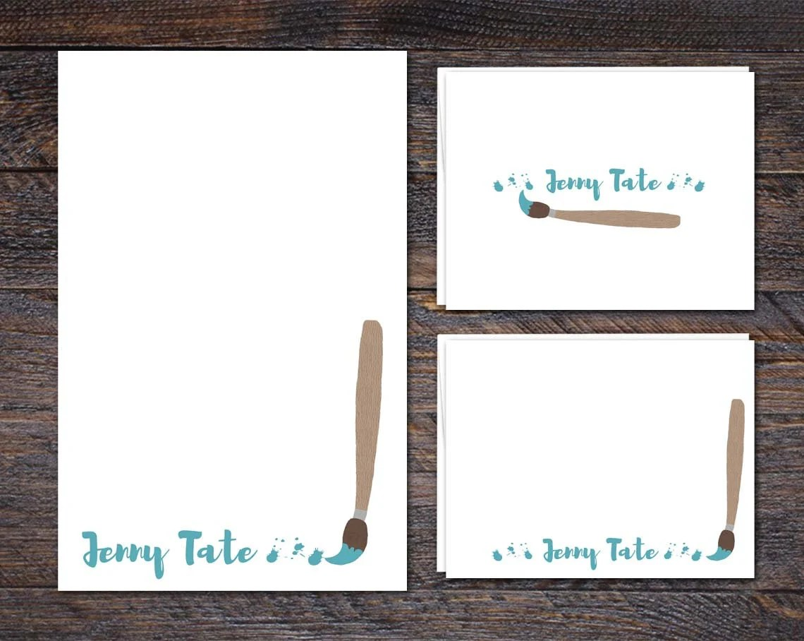 Custom Stationery Set | P...