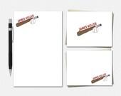 Baseball Stationery Set -...