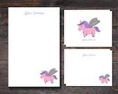 Unicorn Stationery Set - ...
