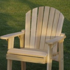 Unfinished Adirondack Chair Next Day Office Chairs 2 Kits Or Partially Etsy 1 Garden Kit 99 Clear Wood