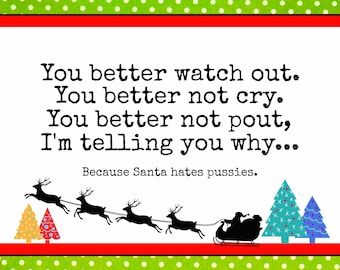 you better not pout