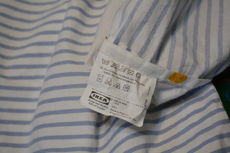 Cute fabric print Silke Leffler Fabler Ikea fabric