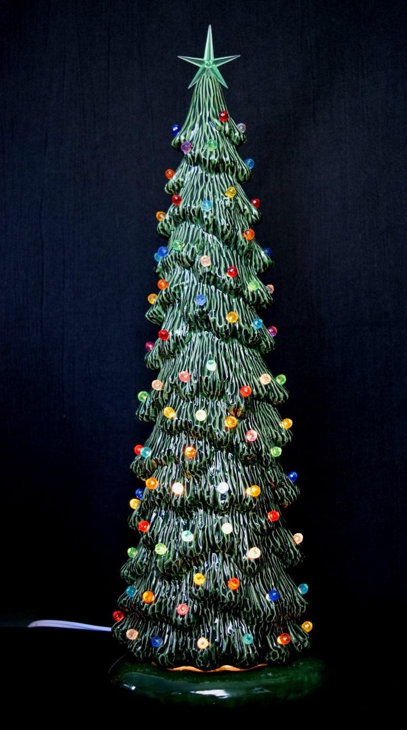 Decorating Slim Christmas Tree Ideas