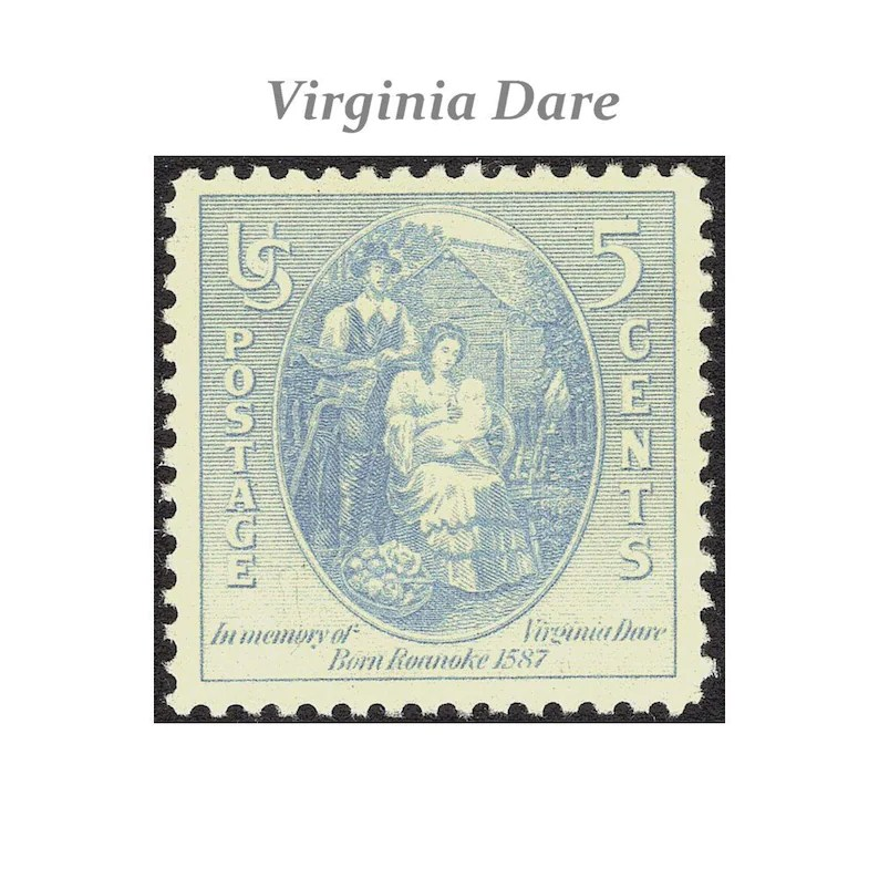 ten 5c virginia dare