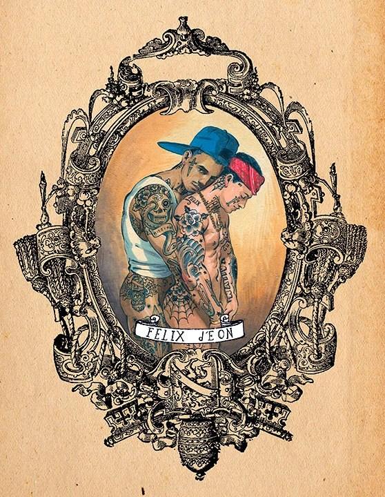 La Muerte Tattoo Old School