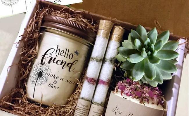 Best Friend Gift Friendship Gift Cheer Up Gift Thinking Of