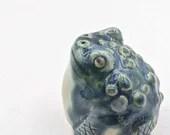 Toad figurine sculpted original