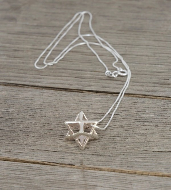 Sterling Silver Spiritual Healing And Protection