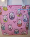 Clearance Sale Fabric Tote Easter Egg Hunt Gift Tote Bag Etsy