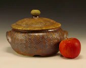 Wood-fired Casserole from Cambridge Pottery
