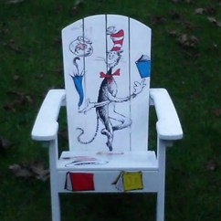 Dr Seuss Chair Cheap Zero Gravity Decoupage Childrens Olivia Grace Nolan Etsy Image 0
