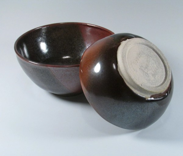Ceramic Bowl Cereal Soup Wheel Thrown Bowls