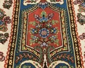 Vintage 1970s P. Kaufmann Tapestry Jacquard Woven Fabric
