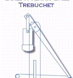 science project trebuchet 6 feet tall step by step plans etsy the following diagram illustrates the model of the trebuchet to use [ 794 x 1017 Pixel ]