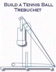 medium resolution of science project trebuchet 6 feet tall step by step plans etsy the following diagram illustrates the model of the trebuchet to use