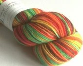Hand dyed yarn. variegate...