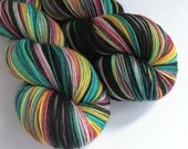 Hand dyed variegated 75/2...