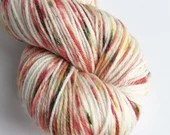 Hand dyed bamboo wool, 80...