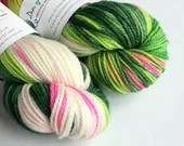 Hand dyed yarn. 100g supe...