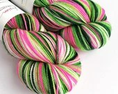 Hand dyed high twist supe...