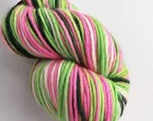 Hand dyed worsted weight ...