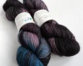 Hand dyed single ply supe...