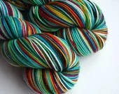 Hand dyed yarn, custom, d...