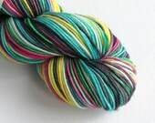 Hand dyed wool yarn, supe...