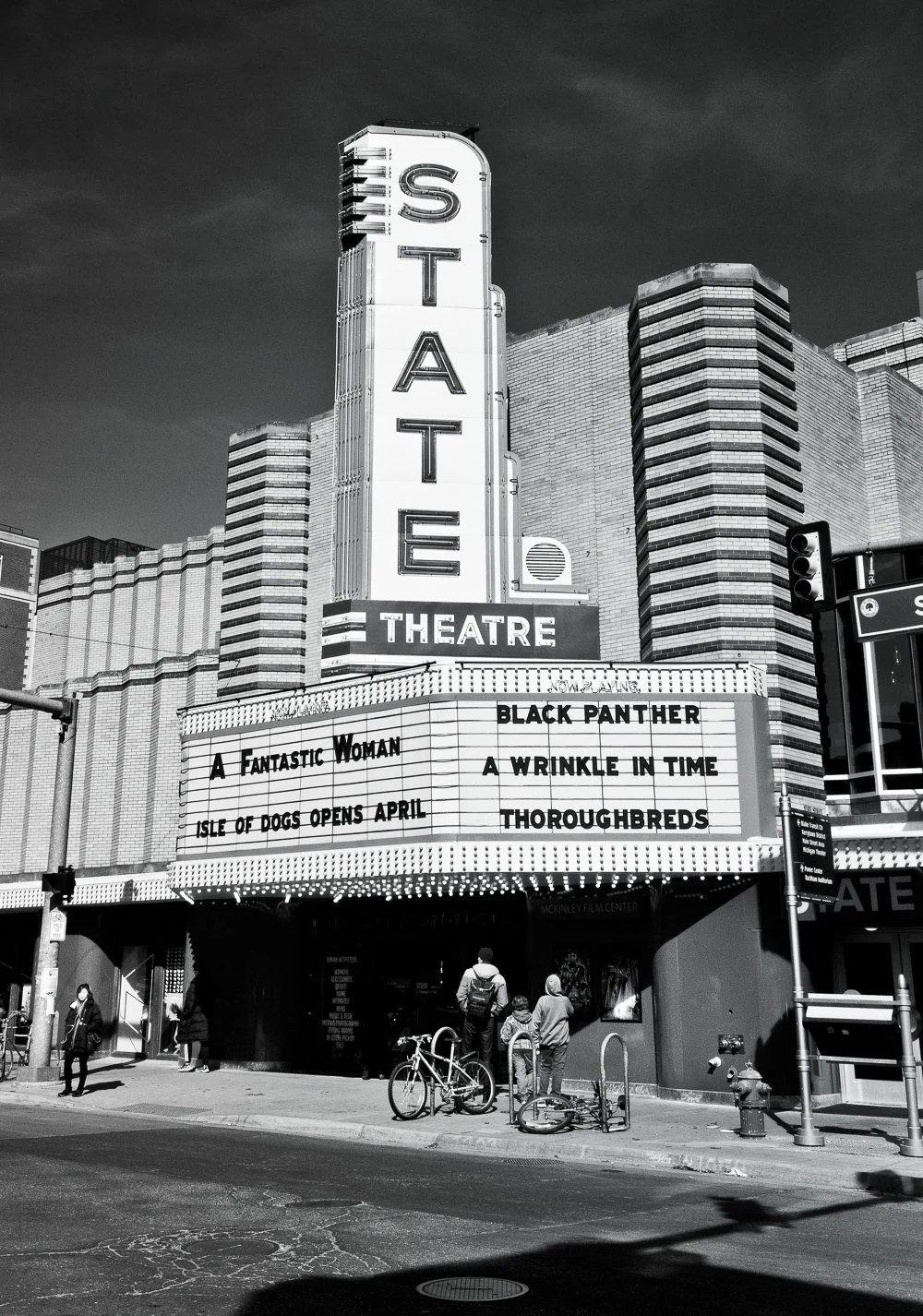 state theatre university of