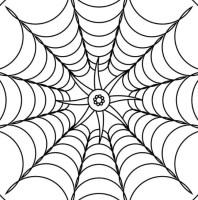 37 Spinnennetz Mit Spinne Malvorlage   Besten Bilder von ...