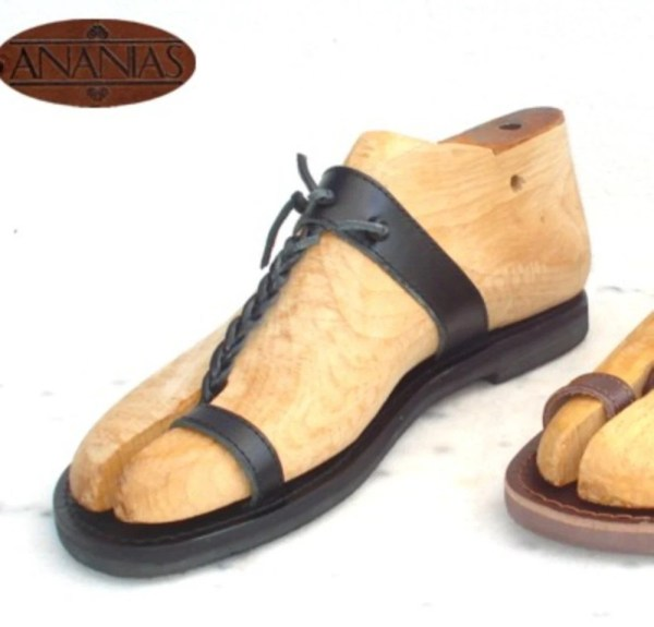 Greek Sandals Roman Grecian Leather Men