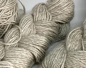 deSTASH yarn, Blue Sky Metalico, silk alpaca blend, silk knitting yarn, alpaca knitting yarn, dk yarn, silver gray yarn, luxe knitting yarn