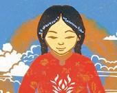 Tibetan Blessing