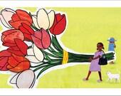 Tulip Surpise