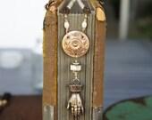 Antique Assemblage Neckla...