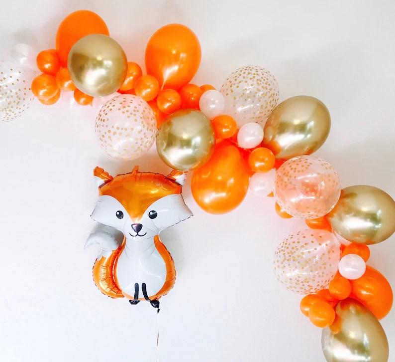 balloon garland fox 1st
