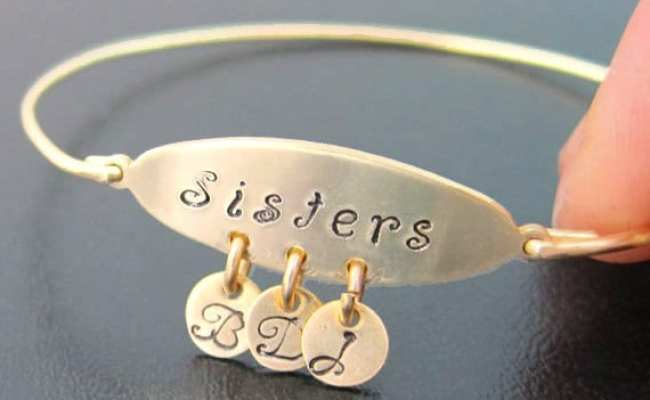 Personalized Sister Gift Idea Unique Gift For Sister