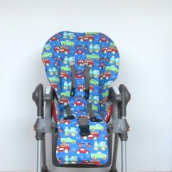 Padded High Chair Bernhard Review Chicco Polly Replacement Cover Beep Etsy Image 0