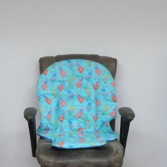 Graco Duodiner High Chair Cover Replacement Ikea Covers For Sale Blossom Or Duo Diner Pad Baby Accessory Etsy Image 0
