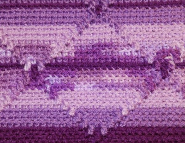 Navajo Diamond Afghan Crochet Pattern Year Of Clean Water