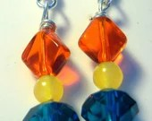 Aquaman  Earrings