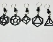 Dice Stitch Markers...