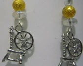 Rumpelstiltskin Earrings...