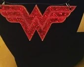 Wonder Woman Pendant...