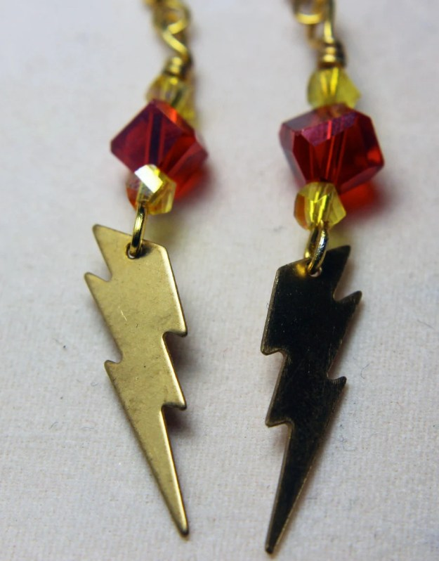 Fastest Man Alive Earring...